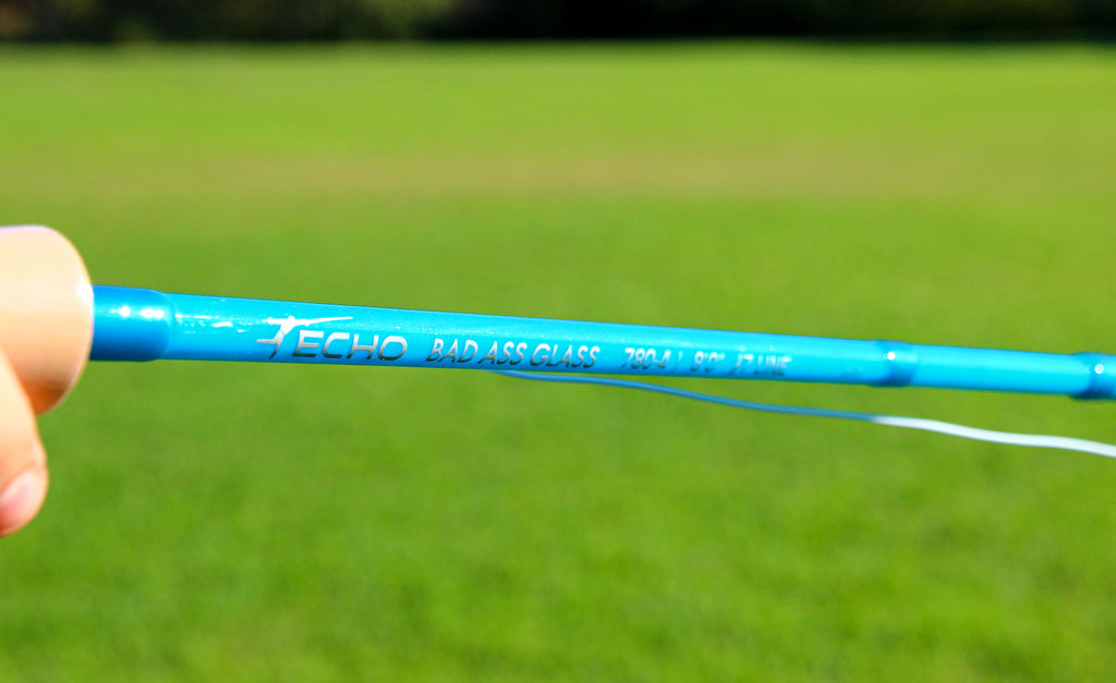 Gear Review: Echo Bad Ass Glass Quickshot Fly Rod - Field Tested
