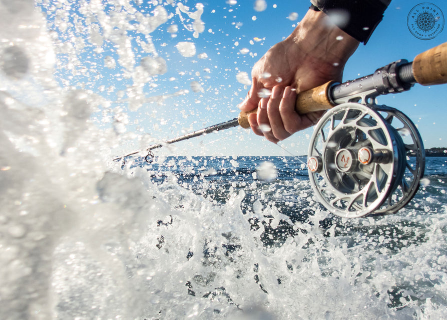 The 8wt Fly Reel Is The Most Heavily Abused. Here's Why...