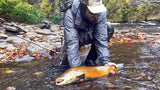 Fall/Winter Fly Fishing For Brown Trout & Steelhead In New York