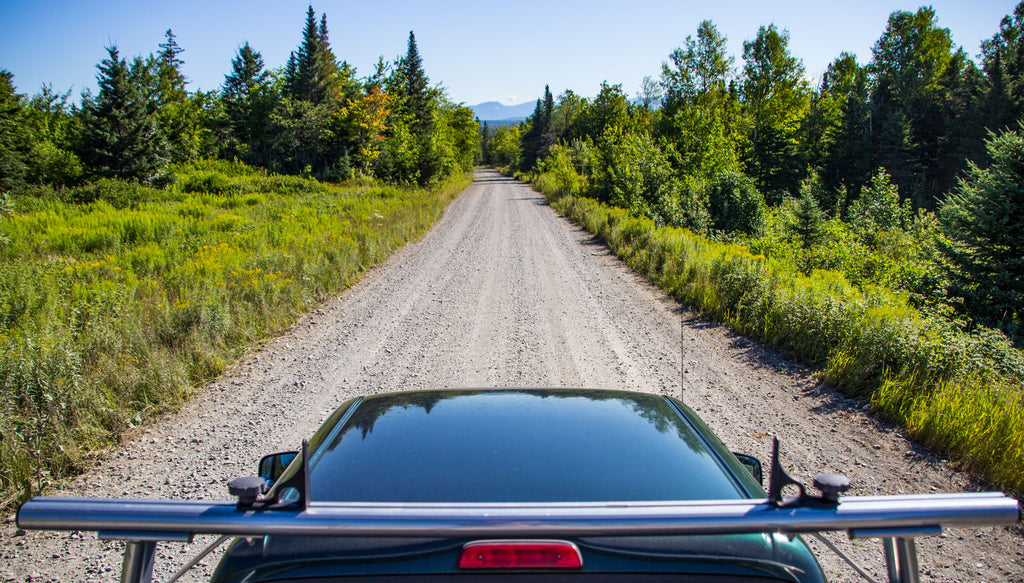6 Things To Know About Driving On Logging Roads