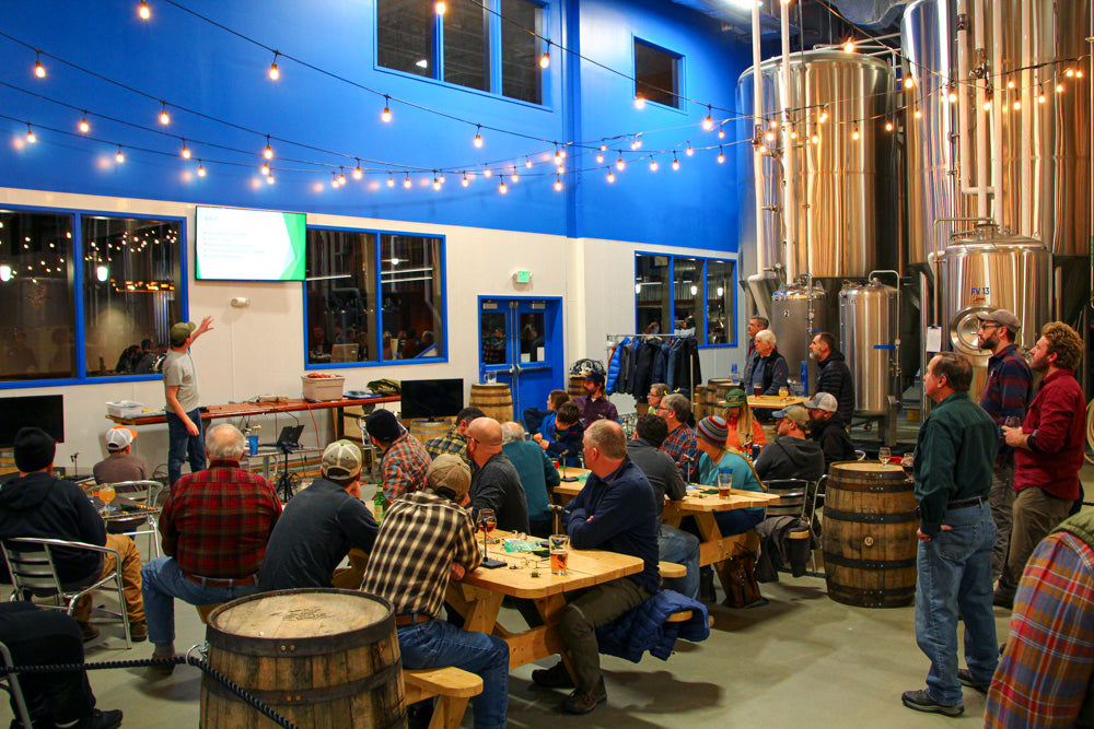 Recap: Maine Bar Fly - Sebago Brewing Co. (Feb. 20, 2020)