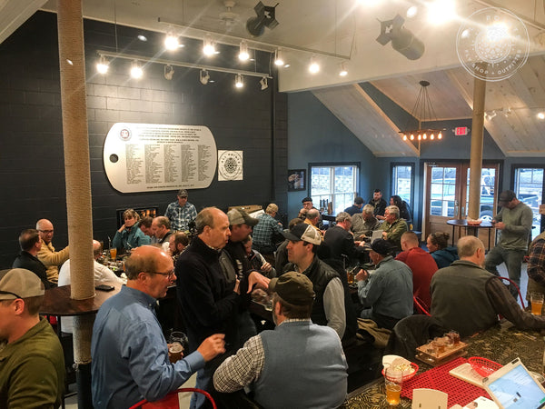 Recap: Maine Bar Fly - Stars & Stripes Brewing (March 27th 2019)