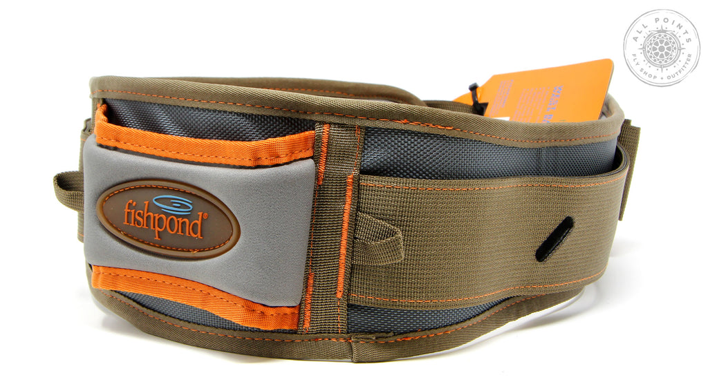 Gear Review: New Fishpond Wading Belts, Packs/Bags, and Colors