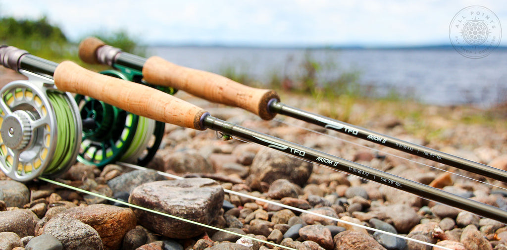 Gear Review: TFO Axiom II Fly Rod - Tested in Labrador