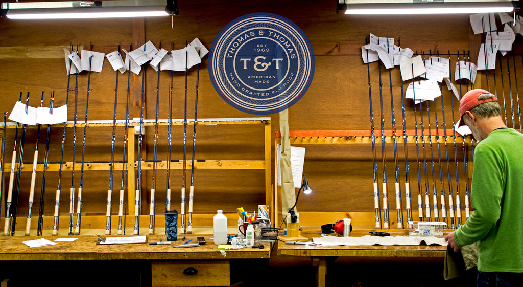 Gear Review: Thomas & Thomas Fly Rods