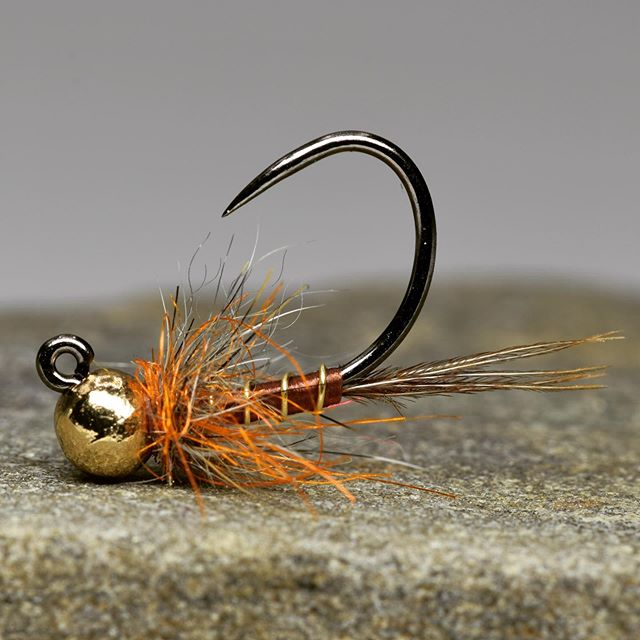 The 6 Benefits of Fishing Flies on Jig Hooks