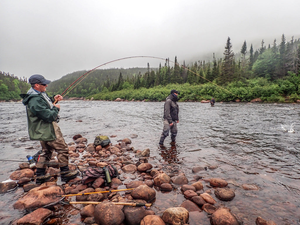 Gear Review: Sage's 10' 7wts - Shootout On The Pinware River