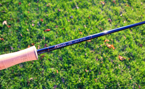 Echo EPR Fly Rod - 9wt Fly Rod Review