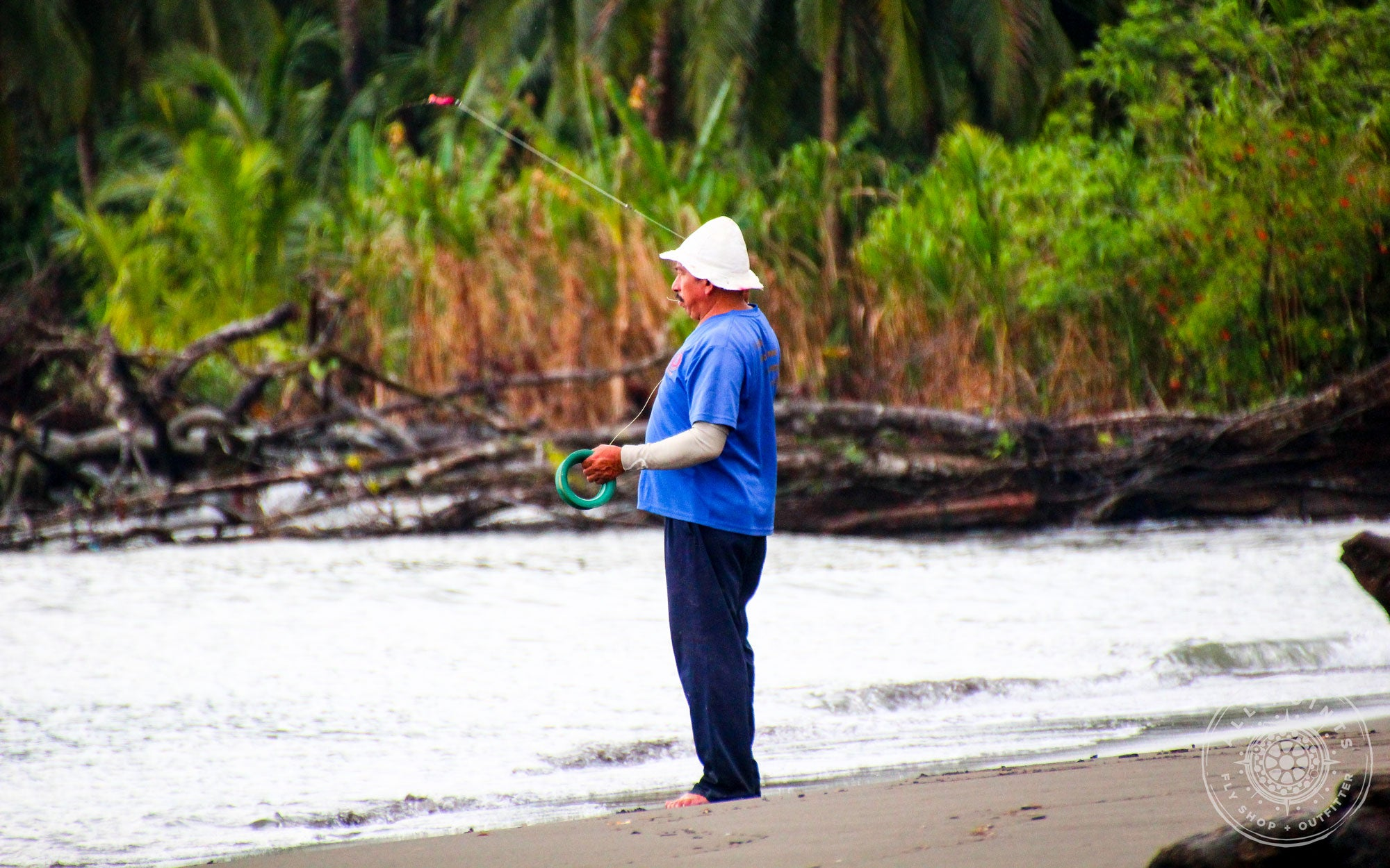 Fly Fishing For Tarpon Costa Rica