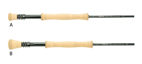 Echo Ion XL Fly Rod - Handles