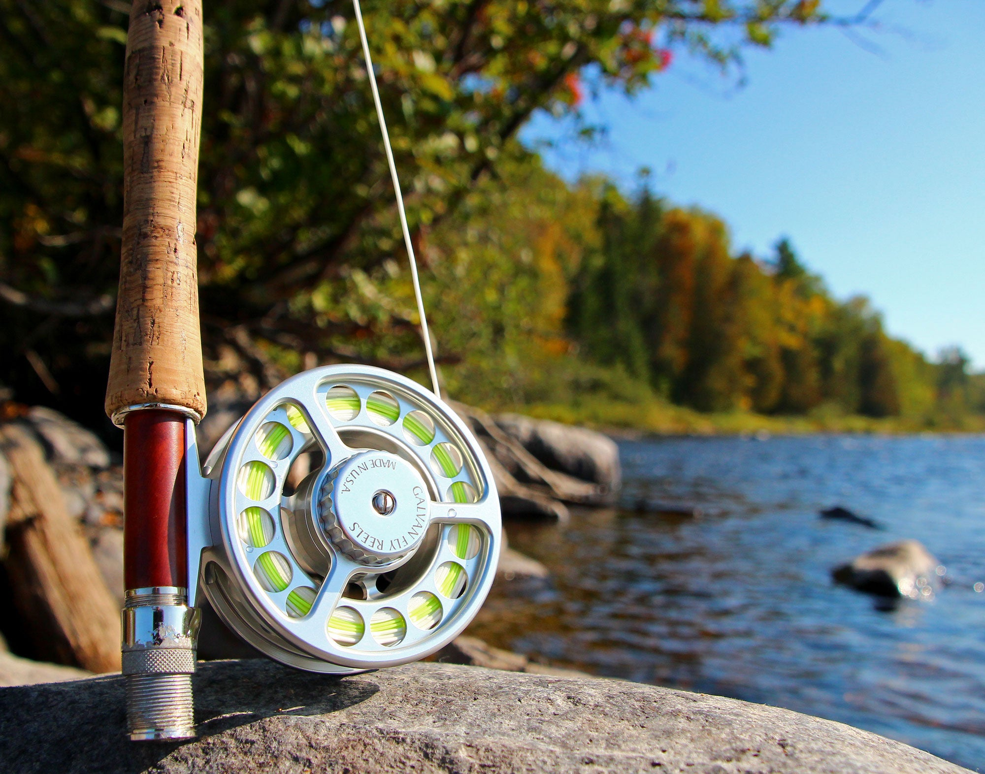 Galvan Rush Light Fly Reel Review