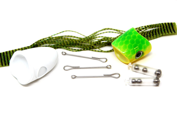 Fly Tying Heads Bodies Components