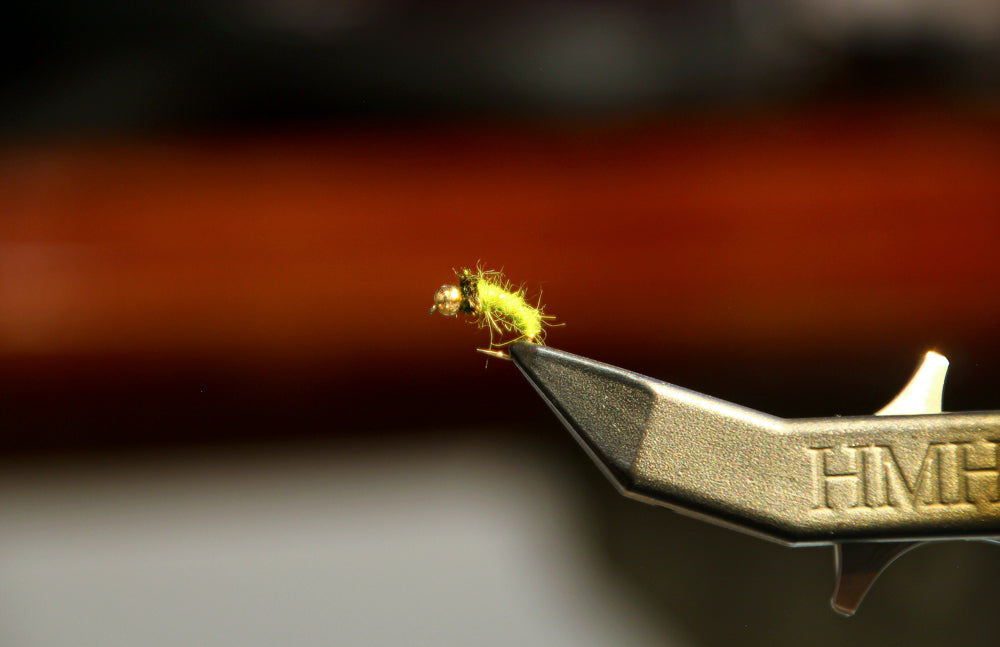 The Maine Bar Fly - Fly Tying Class in Maine