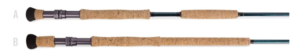 TFO Bluewater Fly Rod Handles