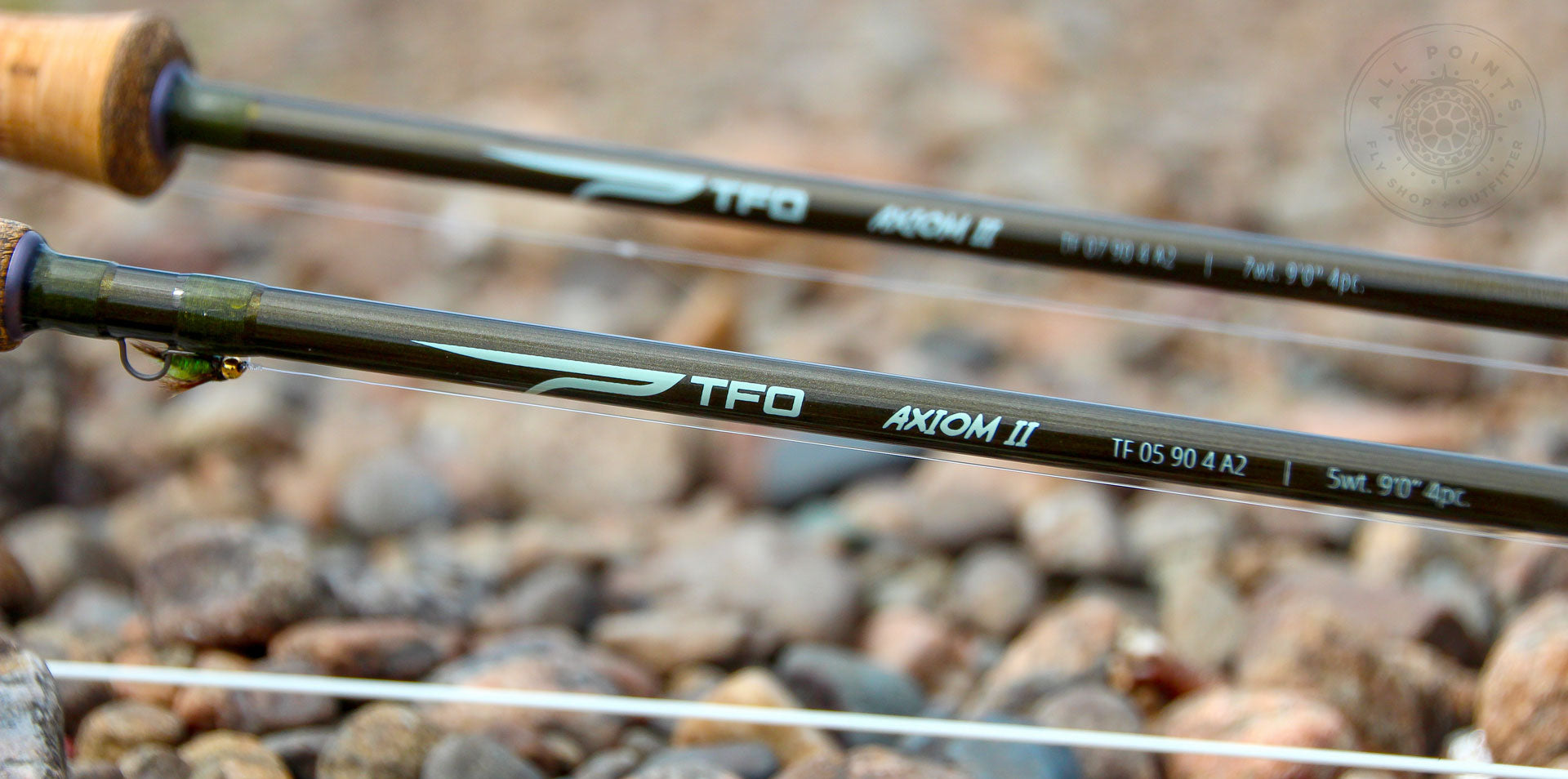 TFO Axiom II Fly Rod Review
