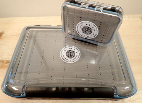 All Points Fly Shop + Outfitter Waterproof Fly Box