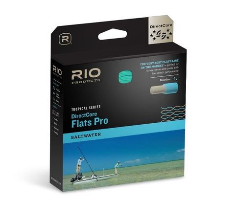 Rio Direct Core Flats Pro Fly Line