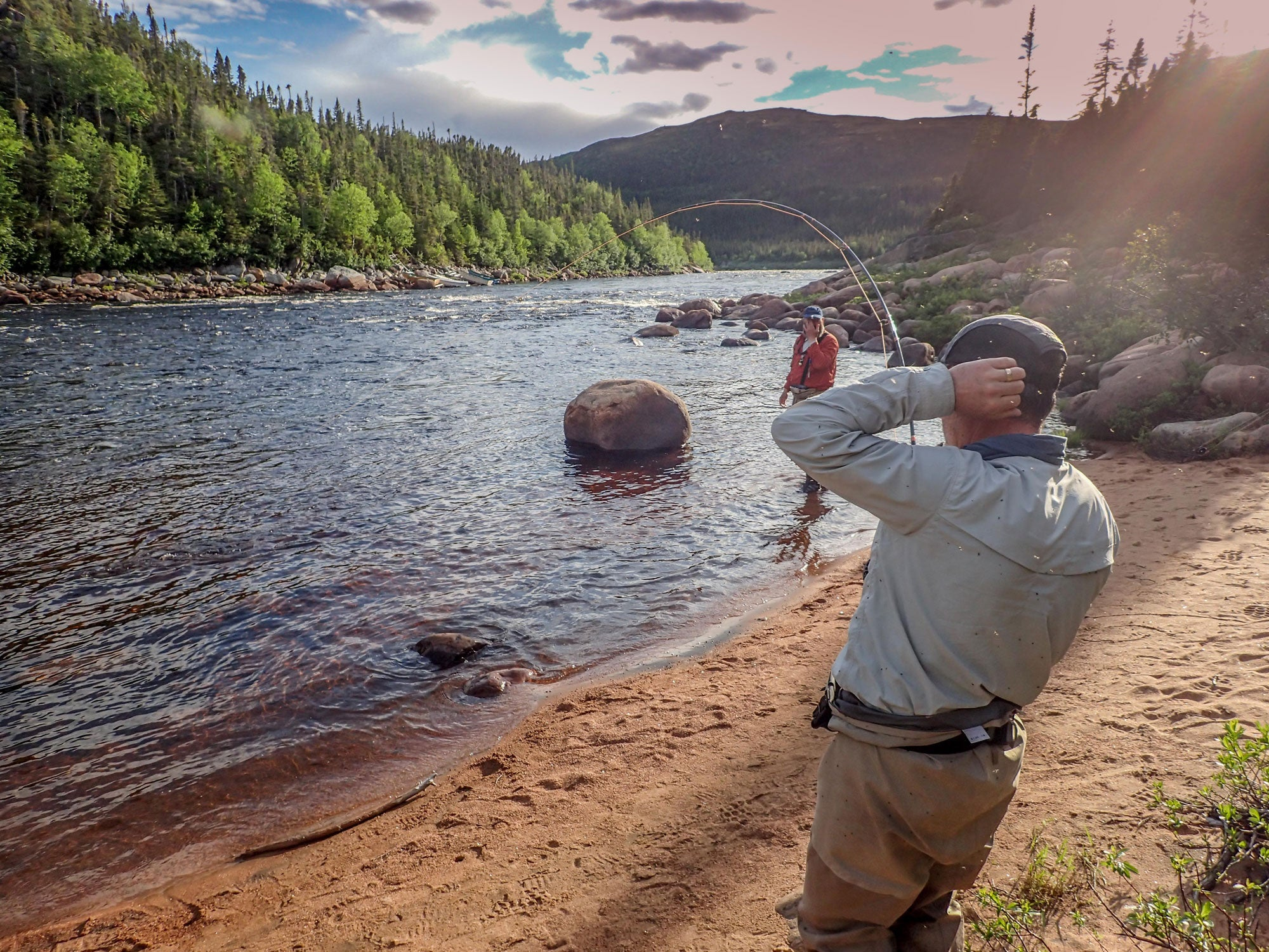 Sage Fly Rods - 10' 7wt Review Shootout - All Points Fly Shop