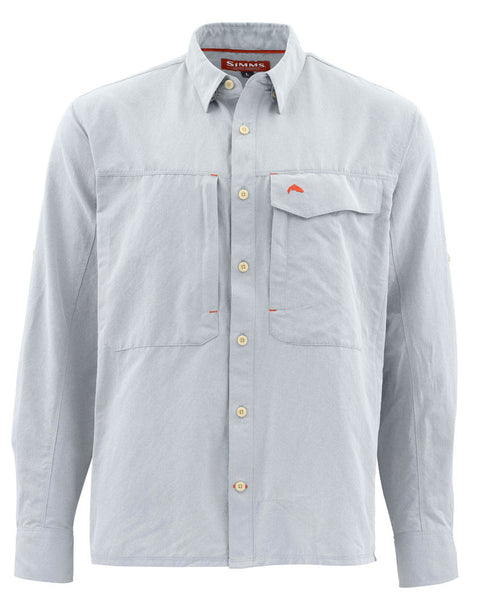 Simms Guide LS Shirt - Marl