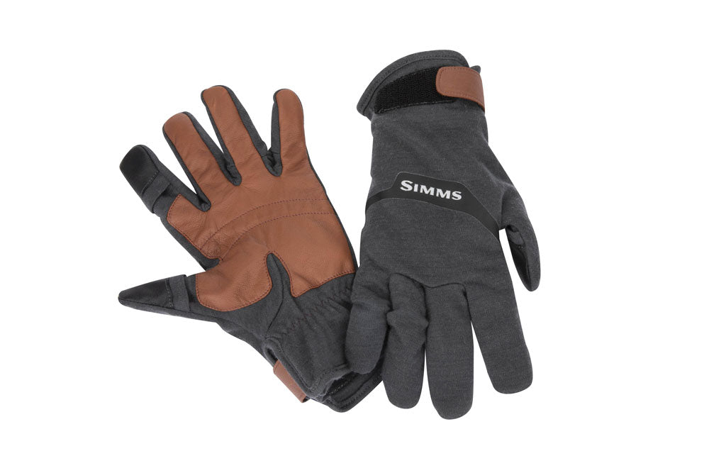 Simms Lightweight Wool Tech Glove