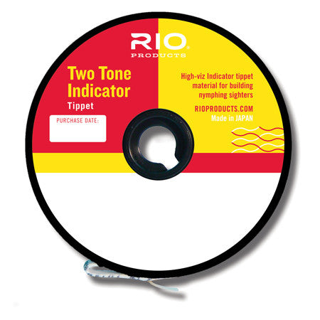Rio 2-Tone Indicator Tippet Nymphing Euro