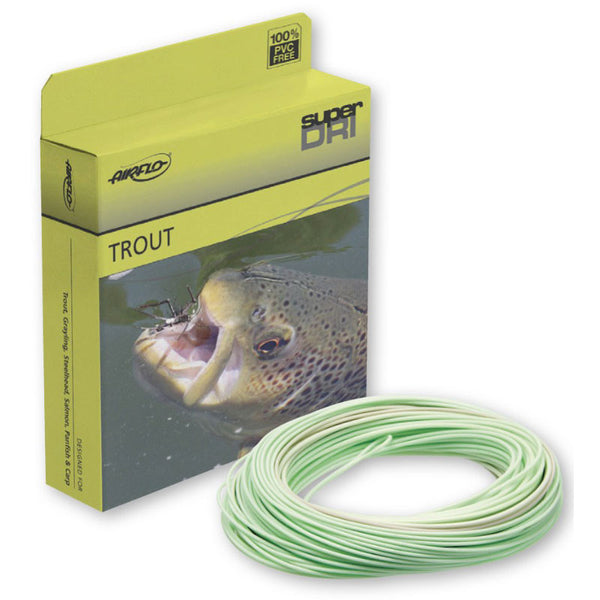 Airflo Super-DRI River & Stream Fly Line