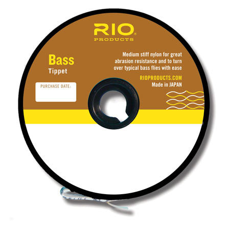 Rio Bass Tippet Freshwater
