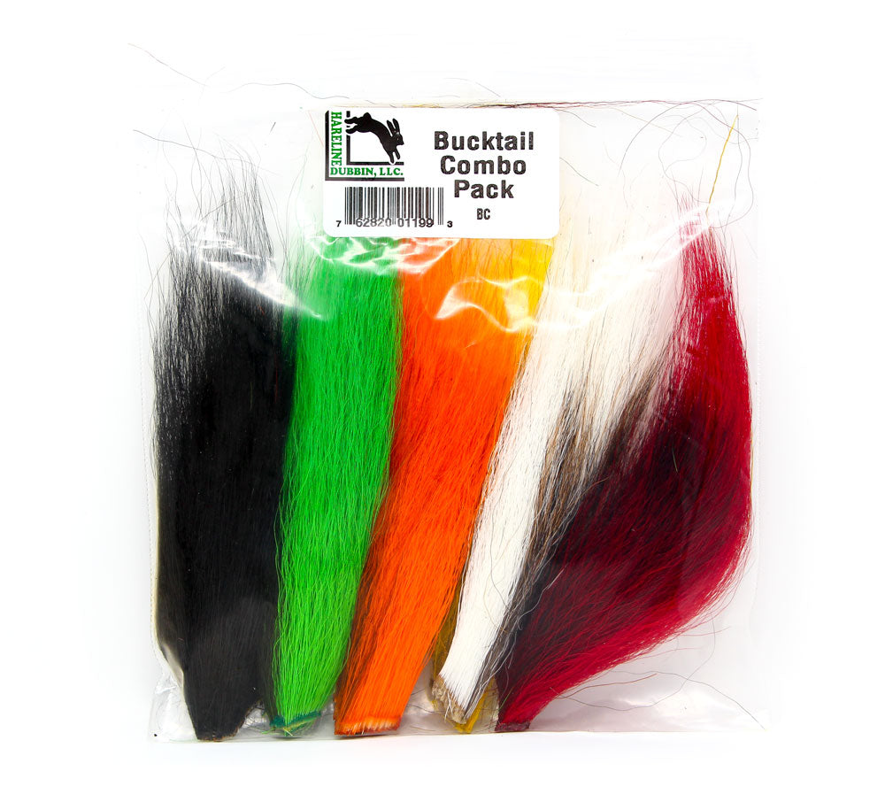 Bucktail - Combo Pack
