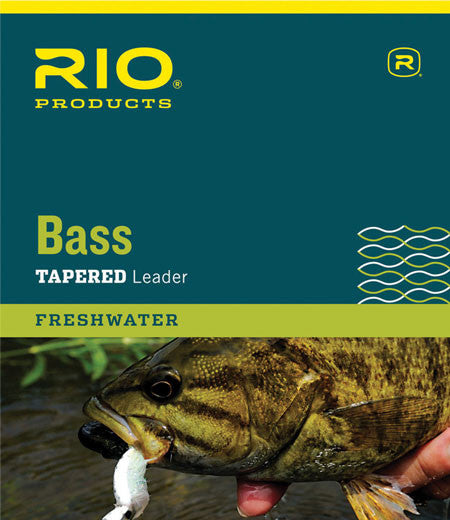 Rio Bass Leaders (3-Pack)