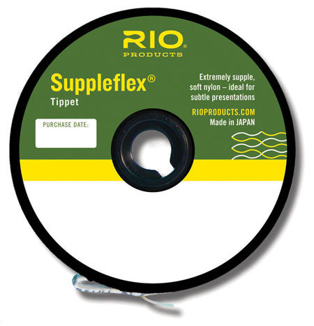 Rio Suppleflex Tippet Freshwater