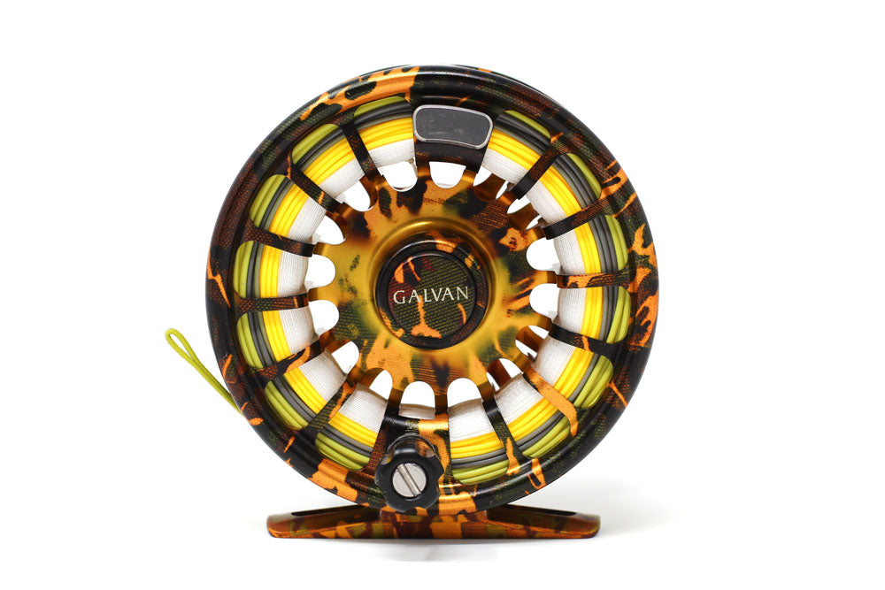 Galvan Torque Limited Edition Camo Fly Reel