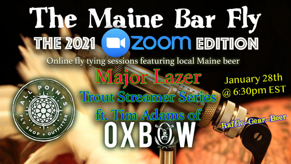 Maine Bar Fly - Oxbow Brewing