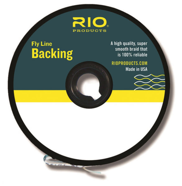 Rio Fly Line Backing Dacron