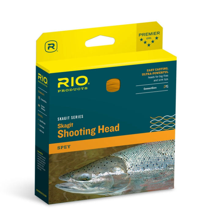 Rio Skagit Max Shooting Head Fly Line