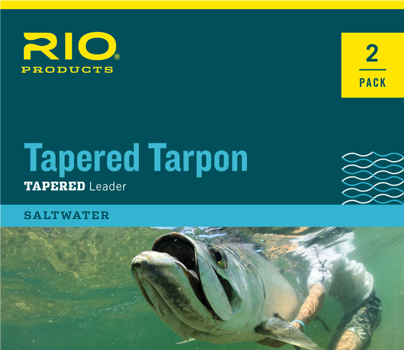Rio Tapered Tarpon Leaders