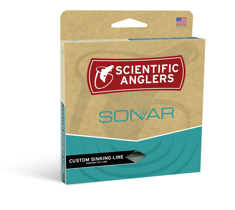 Scientific Anglers SONAR Musky Fly Line
