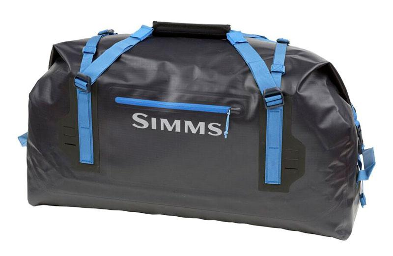 Simms Dry Creek Waterproof Duffel - Admiral Blue