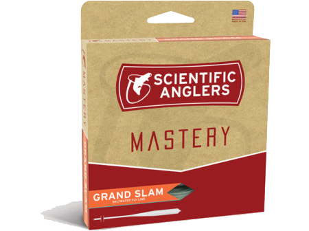 Scientific Angles Mastery Grand Slam Fly Line