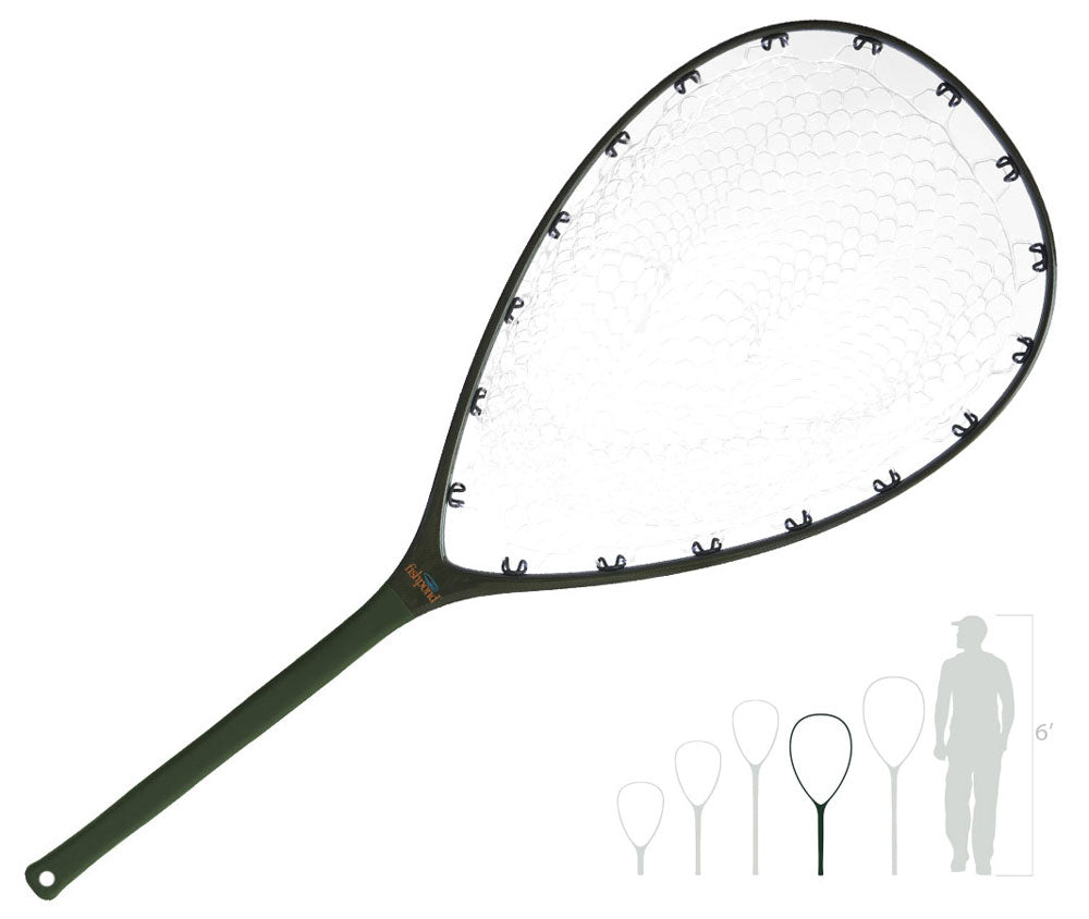 Fishpond Nomad Mid-Length Boat Net Original