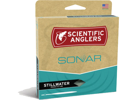 Scientific Anglers SONAR Stillwater Fly Line