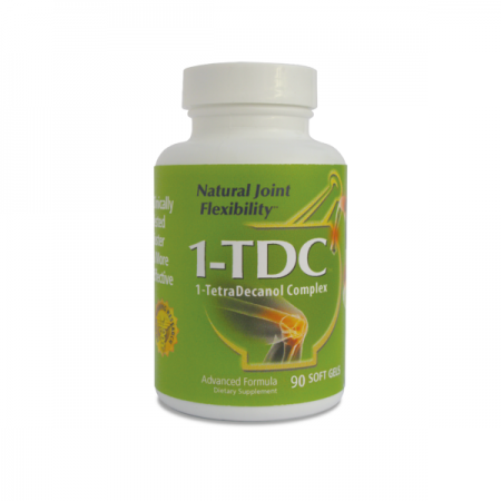 1-TDC Soft Gels 90 Count 12/case