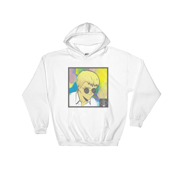 Hooded Vision Sweatshirt (pick your color)