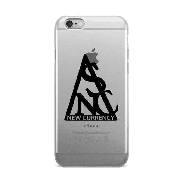 iPhone New Currency Logo Case