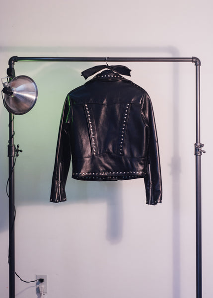 THE STUDDED JACKET