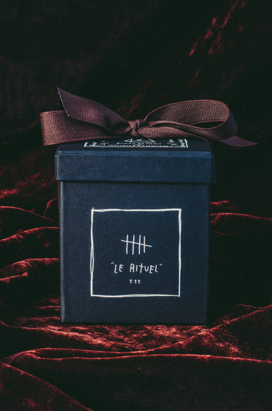 'LE RITUEL' SCENTED CANDLE