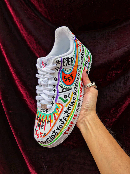 AIR Force 1 Low x Bunch Of Fools