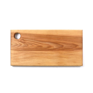 Artisan Serving/Cutting Board With Hole