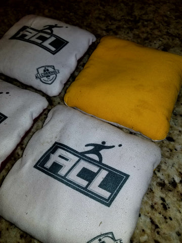Dirty Cornhole Bags