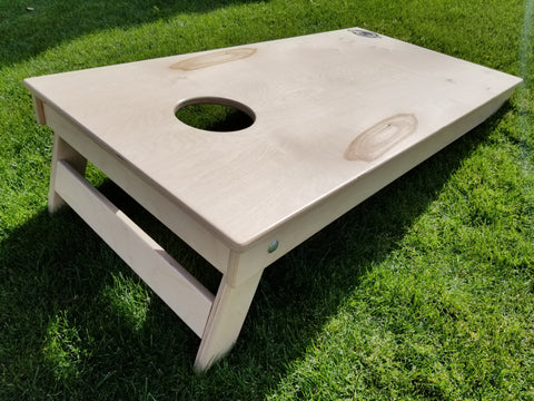 Arizona Cornhole Rentals - Natural Board Rental
