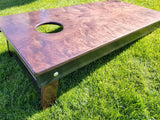 Arizona Cornhole Rentals - Mahogany Board Rental